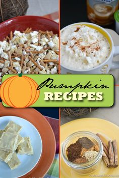 Pumpkin Recipes