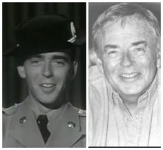 Ken Berry Army 1950 Artillery Division for a year then Special Services Unit Hollywood Actor, Hollywood Stars, Old Hollywood, American Veterans, American Soldiers, Famous Men, Famous Faces, Famous People, Military Veterans