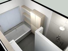Lichte badkamer - De Eerste Kamer