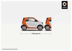 Adeevee - Smart: Fiat, Volkswagen, Mini, Peugeot, Toyota, Renault