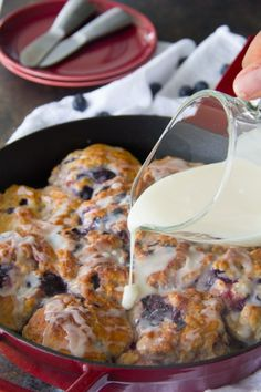 Blueberry Biscuits Recipe {Bojangles Copycat}