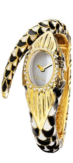 Snake Flower Multicolour Watch from Roberto Cavalli Watches on Brandsfever  by josie e47a2298516
