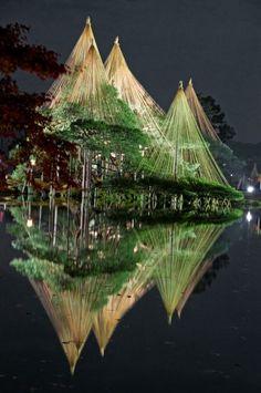 Kenroku-en Garden (兼六園)