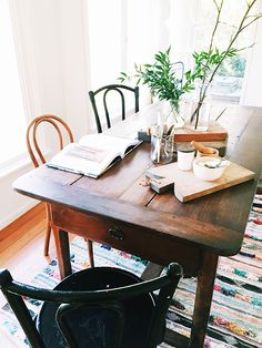 rustic eclectic happiness
