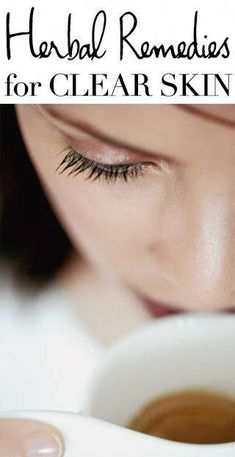 Herbal remedies for clear skin.  #skincare #BakingSodaRemedies #ClearSkinFace Beauty Care, Beauty Skin, Beauty Secrets, Beauty Hacks, Beauty 101, Clear Skin Face, Tips Belleza, Beauty Recipe, Health And Beauty Tips