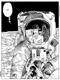 Lo sprezzante erotismo di Apollonia Saintclair - Artwort