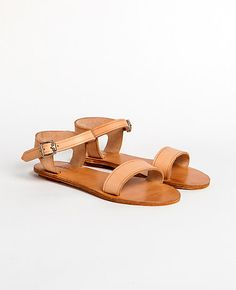 ariana bohling troy sandals