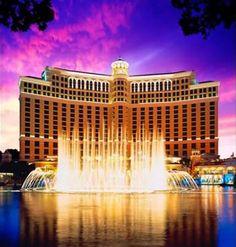 Bellagio, Las Vegas NV..