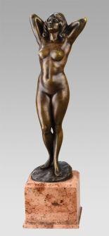MAUGSCH GYULA (1882-1946) - Női akt