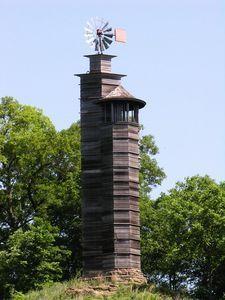 (must see!) Romeo & Juliet Windmill - Taliesin - Frank Lloyd Wright - Spring Green, WI