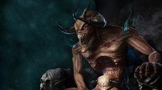demon wallpaper 2878