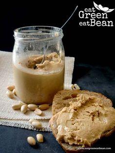 Crema de cacahuate hecha en casa