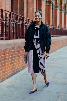 June 13, 2015  Tags Studded, Prints, Belted, SS16 Men's, Caroline Issa, Jackets, Flats, Dresses, Belts, Women, Purple, London