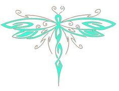 Download Free Printable Dragonfly Stencil   Printables & Pretties ...