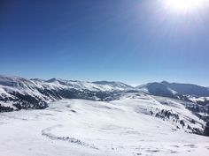 Perfect conditions   #alps