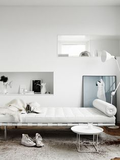 daybed #white