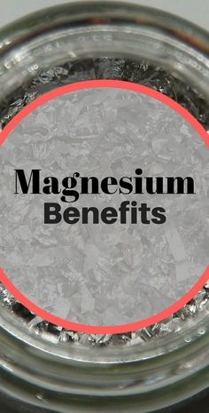 How can magnesium benefit your life? Here you'll learn about all the health benefits of magnesium and why you should be getting more of this wonderful mineral. #magnesium #magnesiumbenefits #diet #supplement #healthyliving #nutrition #health #mineral #stress #brainhealth #calm #relax #awesome #feelawesome