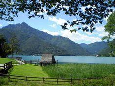 Het kristalheldere water van het Ledromeer maakt dit tot een van de mooiste meren van Trentino, ideaal voor een heerlijk uitstapje vanaf het gardameer.