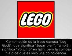 Significado logo LEGO