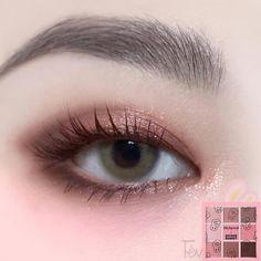 Cute Makeup, Makeup Art, Makeup Eyeshadow, Makeup Tips, Eyeliner, Hair Makeup, Day Eye Makeup, Eyebrow Makeup, Makeup Trends