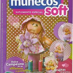 Revista muñecos soft