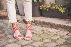 #photographie #photography #mode #lille #blog #manon #debeurme #photographe #mmequeenb Manon, Mode Blog, Espadrilles, Lace Up, Flats, Shoes, Fashion, Outfit, Photography