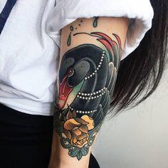 "154 Me gusta, 2 comentarios - Toni Donaire Tattoo (@tdonaire) en Instagram: ""Healed/Curado Thanks @olie_siiz for the pic #revolutionneedles #killerink #hustlebutterdeluxe…"""