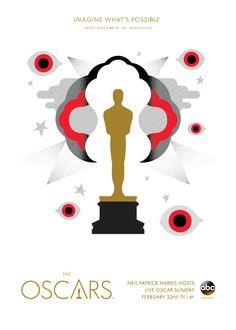 "Oscars 2015 ""Imagine What's Possible"" Artist Series: Mogollon, United States"