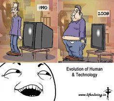 Life 'n' Living - Evolution of Human & Technology