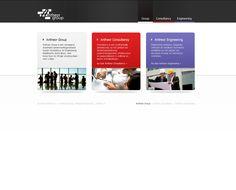 Website Antheor-group.nl