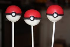 Hey, I found this really awesome Etsy listing at https://www.etsy.com/listing/245308875/pokemon-cake-pops