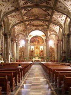 Catedral de Coyoacan, Ciudad de México