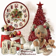 A Seasonal image from glitter-graphics.com