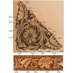 Find this Pin and more on tooled leather patterns by sarayetter.