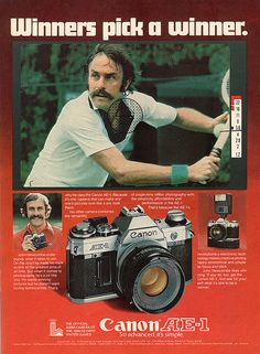 Canon AE-1 - 1979 by rchappo2002, via Flickr The Canon AE-1 is arguably one of the first film cameras to make photography simple and more accessible to the masses. Your parents probably used one to photograph all those embarrassing shots of younger you in your Teenage Mutant Ninja Turtles get-up (way before Michael Bay tried to ruin your childhood). By giving users a full program auto mode, shooting quite literally turned into a point, focus, and shoot process. So why did it find its way…