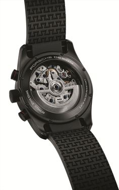 "Chronotimer Series 1""Sportive Carbon"" - Back"