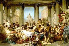 Akademizm to kierunek w sztuce europejskiej rozwijający się od XVII do XIX wieku, przede wszystkim w malarstwie i rzeźbie. Polegał na odwoływaniu się do zasad i ideałów sztuki antycznej oraz renesansowej, a także naśladowaniu dzieł uznanych za doskonałe, preferujący tematykę historyczną, religijną i mitologiczną. Propagowany głównie przez Akademie Sztuk Pięknych.