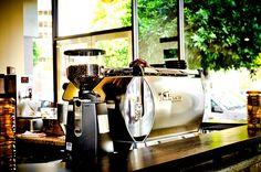 Cafe Demitasse, Little Tokyo, Los Angeles