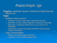 PPT - Szófajok PowerPoint Presentation - ID:1417202 Rage, Presentation, Alanya