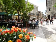 Village #lacolle #provence Provence, Street View, Table Decorations, Furniture, Home Decor, Old Stone, Decoration Home, Room Decor, Home Furnishings
