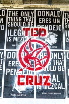 Ted Cruz Depicted as 'Mockingjay' Rebellion Leader in L.