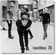 Matchbox 20 - One of the bands from Rockfest '97