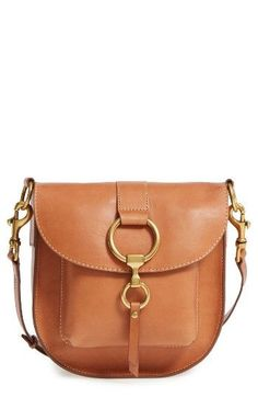 Free shipping and returns on Frye Ilana Leather Saddle Bag at  Nordstrom.com. Handcrafted 0ba9706eca8d3