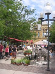 Barr Street Market, Fort Wayne, IN,  today