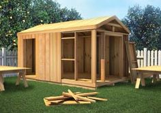 How-to-Build Shed Plan for the Mr.