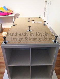 Hochwertig Hallo Zusammen, Inspiriert Von Den Blog Easypatchwork Und Deren  Pimp My IKEA Aktion