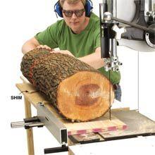 Simple Lumber Maker