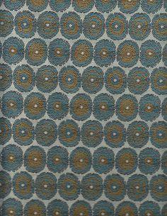 Brentano Upholstery Fabric 16 yds Mums The Word Rainy $768 Val KM5   eBay