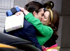 Gossip Girl: Chuck and Blair, the way it's supposed to be.