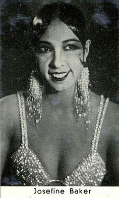 Josephine Baker #photography #portrait #vintage